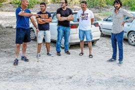 Organizan patrullas vecinales para «defender» sus casas de una situación «insostenible»