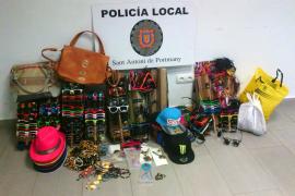 Una operación conjunta de Guardia Civil y Policía Local de Sant Antoni se salda con una detención y 17 denuncias