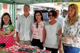 Robles garantiza acabar con los recortes del PP en seguridad