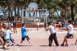 Fiesta de la Convivencia y del Medio Ambiente en el CEIP Puig d'en Valls