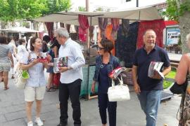 """El socialista Toni Costa pide el voto """"a todas las personas de Ibiza y Formentera decepcionadas con el PP"""""""