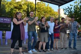 El activista Manu Pineda participará mañana en Ibiza en un mitin de Unidos Podemos