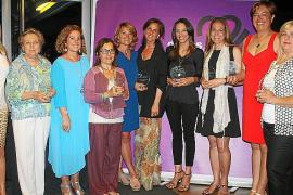Entrega de premios de Mujeres en Igualdad