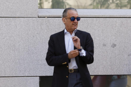 Mario Conde: «Cuando todo termine, me iré»