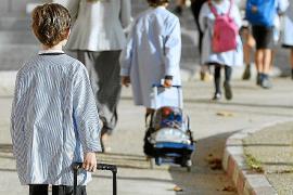 Los docentes denuncian ratios ilegales en 48 centros de Primaria
