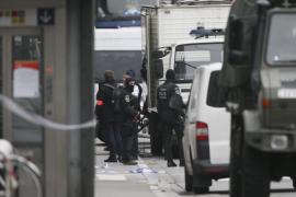 Situación bajo control en Bruselas tras una falsa amenaza de bomba