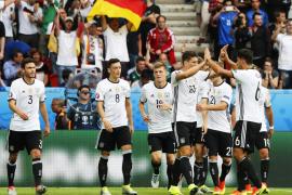 Alemania supera a Irlanda del Norte por la mínima y pasa a octavos