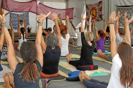 Formentera se suma al Día Internacional del Yoga