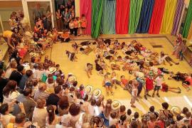 Sonrisas y lágrimas en los festivales escolares