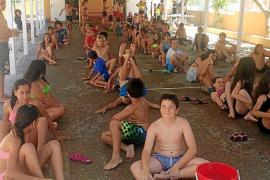 Día de fin de curso en Formentera