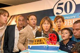 50 años de Barcos Azules