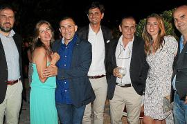 Gala benéfica de la Asociación contra el cáncer Elena Torres en es Baluard