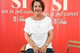 Sofía Hernanz: «Es impensable que alguien de Més per Mallorca defienda nuestros intereses»