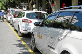 La Federación Insular del Taxi defiende que los asociados paguen menos por el GPS