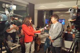 Pericay se muestra satisfecho por consolidar el diputado de C's en Balears