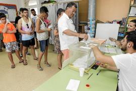 El PP mejora resultados en las Pitiüses y Sofía Hernanz mantiene su escaño en el Congreso