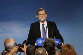 Mariano Rajoy: «El Partido Popular es quien tiene que formar gobierno»