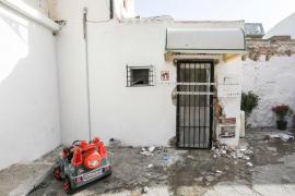 Operación contra el narcotráfico en Vila