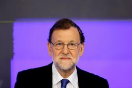 Rajoy aboga por la unidad ante la barbarie