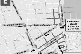Vila aprovecha la peatonalización de Vara de Rey para reordenar el tráfico