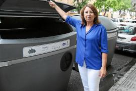 Los nuevos contenedores de Vila son de plástico, más ligeros y resistentes