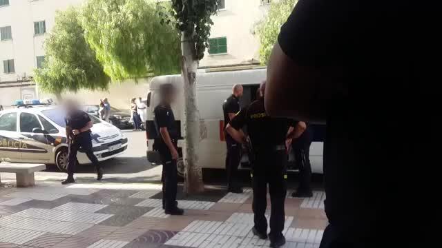 Prisión provisional para cinco de los doce detenidos en la operación antidroga en sa Penya
