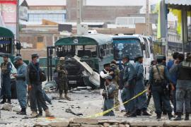Un doble atentado suicida en Kabul deja al menos 38 muertos y 40 heridos