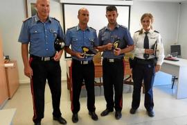 Los refuerzos y los agentes italianos permanecerán hasta finales de septiembre