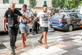 La juez ordena prisión provisional para cinco de los detenidos en el 'súper' de sa Penya