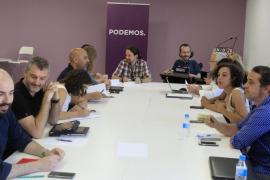 Iglesias dice que Podemos está «más cohesionado» y es «la fuerza política con más futuro»