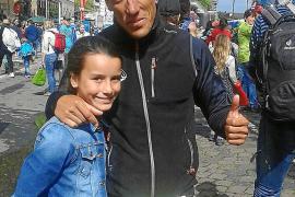 Dani González, oro europeo en el grupo de edad 35-39
