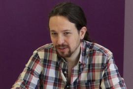 """Pablo Iglesias: """"Nunca me he sentido tan apoyado en Podemos como ahora"""""""