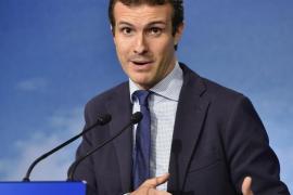 El PP dice que no presiona a PSOE porque tienen la llave para desbloquear la investidura