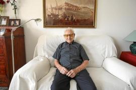 Vicent Joan Ferrer: «A mis 98 años estudio para conservar la salud y el bienestar»