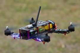 El Campeonato Europeo de Drones se celebrará en Eivissa