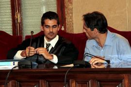 El acusado de matar a golpes a un suizo en Santa Eulària dice que fue en defensa propia