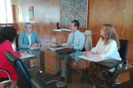 Vueling reitera al Consell d'Eivissa que solventará sus problemas