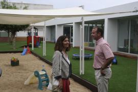 La escoleta Sa Miranda de Formentera aumenta en medio centenar sus plazas