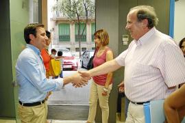 Andrés Ferrer y José María Rodríguez