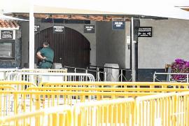 La Guardia Civil registra la discoteca Amnesia en una operación por supuesta evasión fiscal