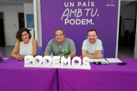 Podem Eivissa anuncia que va a luchar contra las mafias que realquilan viviendas