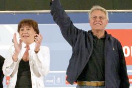 González sugiere al PSOE que facilite la investidura de Rajoy y Armengol discrepa