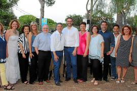 Cena solidaria en los Jardines de Natzaret