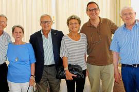 El Rotary Club Palma Ramon Llull premia a Concepció Oliver
