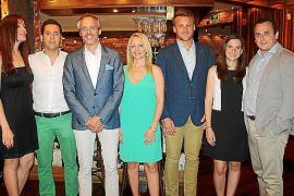 Nueva junta directiva en el Rotary Club Palma Catedral