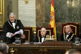 Conde-Pumpido reclama respeto a los fiscales en la lucha contra la corrupción