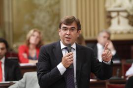 Antich: «No es un drama que se tengan que prorrogar los presupuestos»