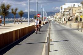El carril bici por toda Palma o el corredor verde en la Riera, las propuestas más votadas del Presupuesto Participativo