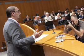 El presidente de Aragón se disculpa con Armengol tras sus «lamentables palabras»