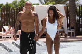 La Spice Girl Mel B, de vacaciones en Ibiza